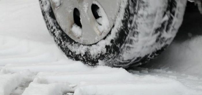 سفر جاده ای در فصل زمستان