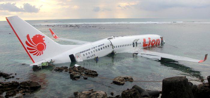 ایمنی در حوادث هوایی