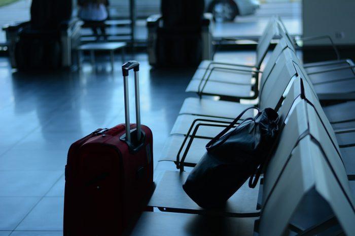 وسایل و چمدان سفر