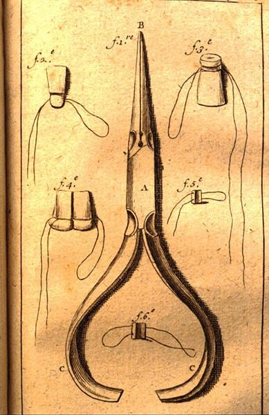 ابزار دندان پزشکی در گذشته